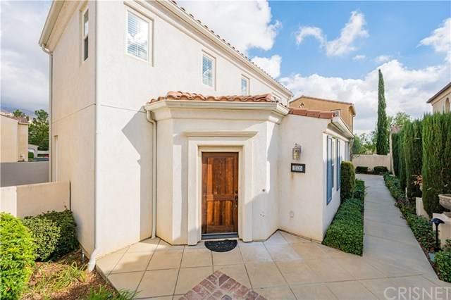 11520 Ghiberti Way, Porter Ranch, CA 91326 (#SR21017210) :: Rogers Realty Group/Berkshire Hathaway HomeServices California Properties