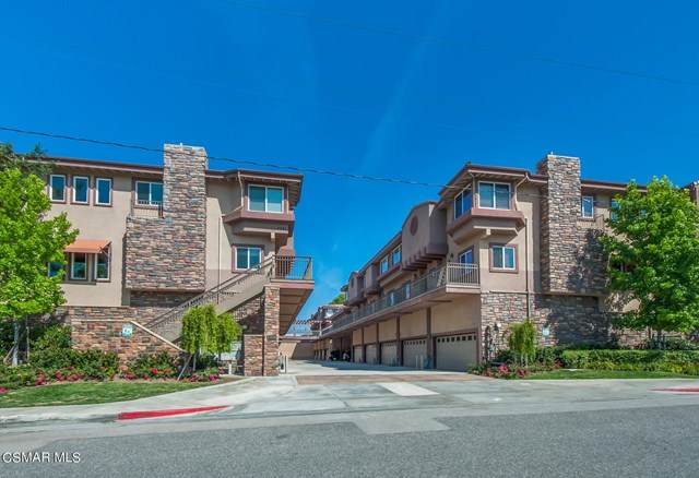 5241 Colodny Drive #204, Agoura Hills, CA 91301 (#221000400) :: Rogers Realty Group/Berkshire Hathaway HomeServices California Properties