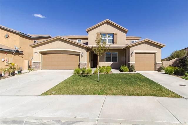 18301 Flowering Plum, San Bernardino, CA 92407 (#PW21016767) :: Rogers Realty Group/Berkshire Hathaway HomeServices California Properties
