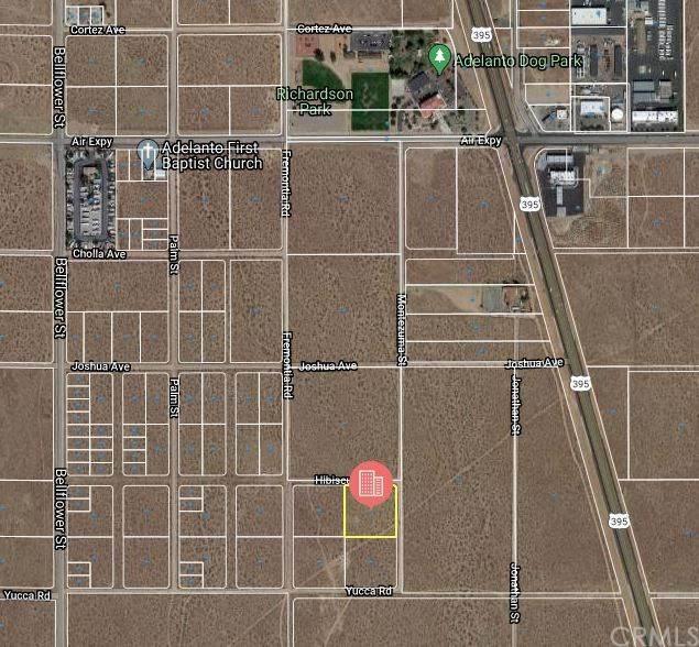 0 Montezuma Road, Adelanto, CA 92301 (#IG21017277) :: Rogers Realty Group/Berkshire Hathaway HomeServices California Properties