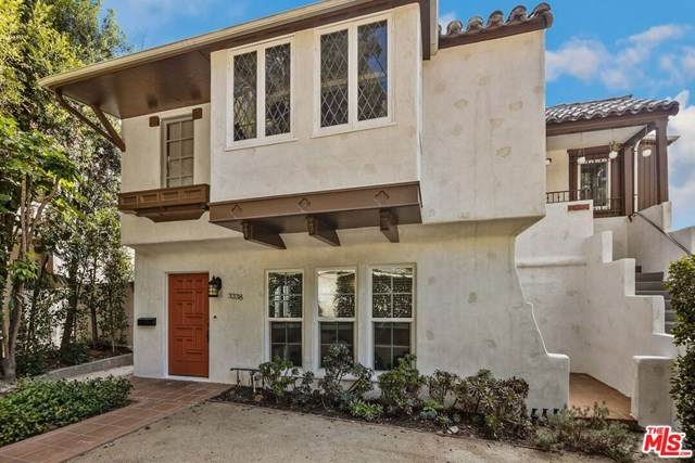 3338 Waverly Drive, Los Angeles (City), CA 90027 (#21683942) :: Frank Kenny Real Estate Team