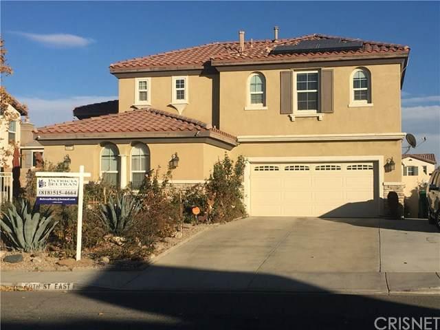 36470 50th Street E, Palmdale, CA 93552 (#SR21017293) :: The DeBonis Team