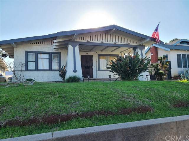 3466 E 5th Street, Los Angeles (City), CA 90063 (#MB21017224) :: Frank Kenny Real Estate Team