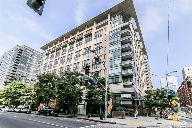 1111 S Grand Avenue #518, Los Angeles (City), CA 90015 (#SR21017270) :: The Bhagat Group