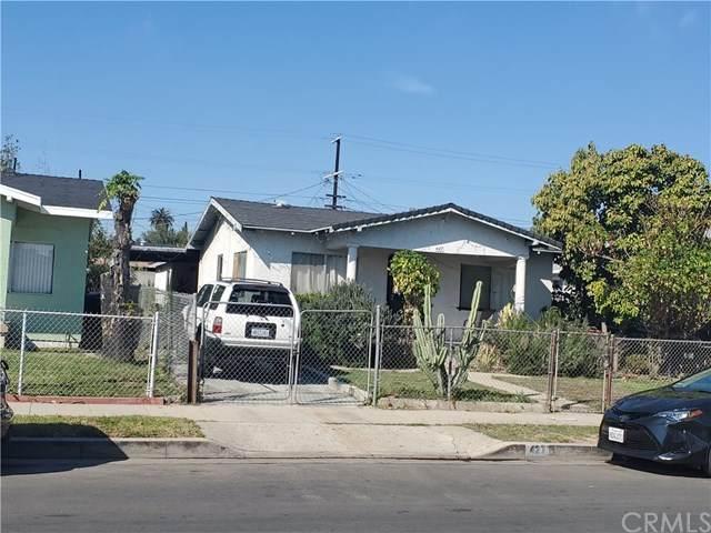 427 N Concord Street, Los Angeles (City), CA 90063 (#PW21017282) :: Go Gabby