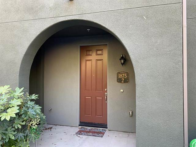 1875 Violet Ct #2, Chula Vista, CA 91913 (#210002175) :: The Brad Korb Real Estate Group