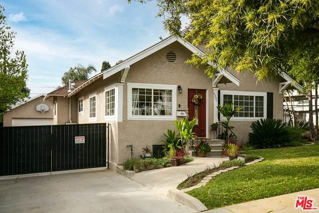 5221 Rockland Avenue, Los Angeles (City), CA 90041 (#21685326) :: Go Gabby