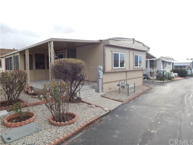 12220 5TH #181, Yucaipa, CA 92320 (#EV21017411) :: Frank Kenny Real Estate Team