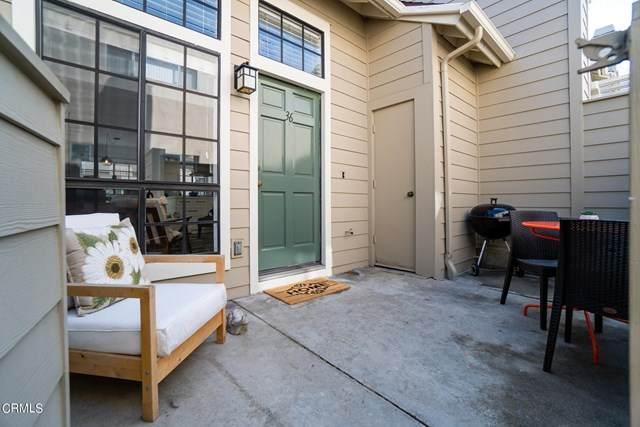 883 Magnolia Avenue #36, Pasadena, CA 91106 (#P1-3068) :: Massa & Associates Real Estate Group | Compass