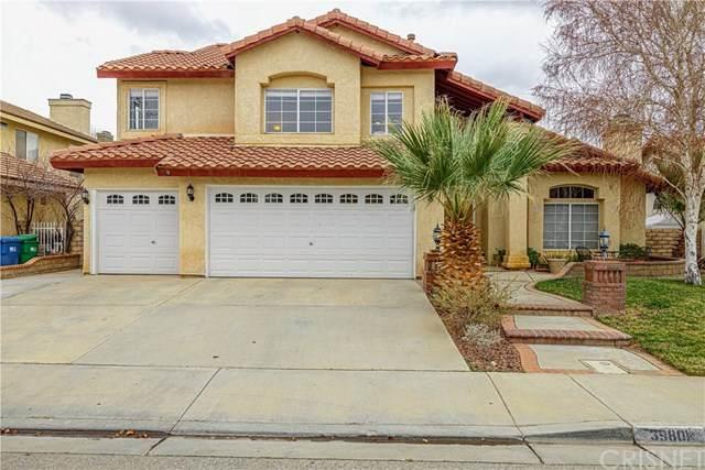 39801 Gorham Lane, Palmdale, CA 93551 (#SR21017622) :: The DeBonis Team