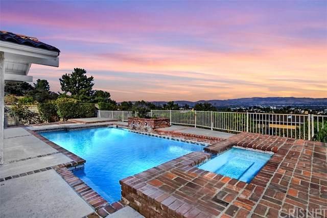 3802 Saint Johnswood Drive, Woodland Hills, CA 91364 (#SR21016698) :: Frank Kenny Real Estate Team