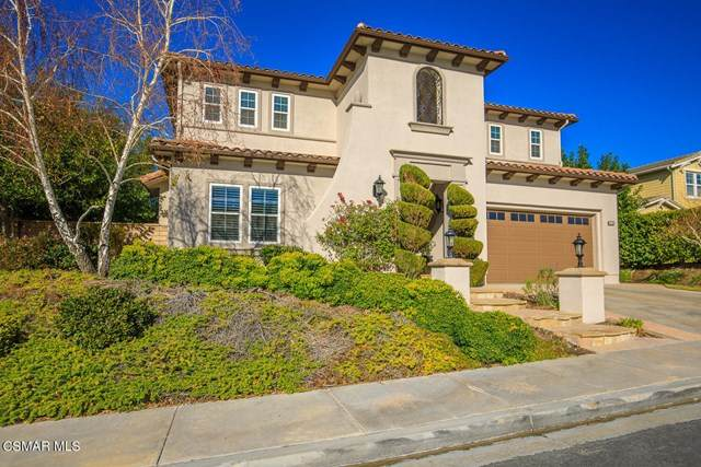 1715 Creston Court, Simi Valley, CA 93065 (#221000410) :: Koster & Krew Real Estate Group | Keller Williams