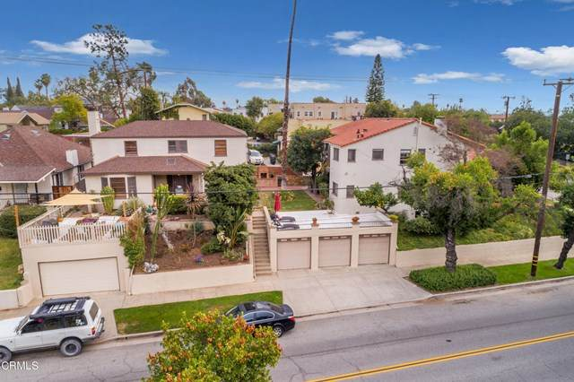 1940 Meridian Avenue, South Pasadena, CA 91030 (#P1-3084) :: Frank Kenny Real Estate Team