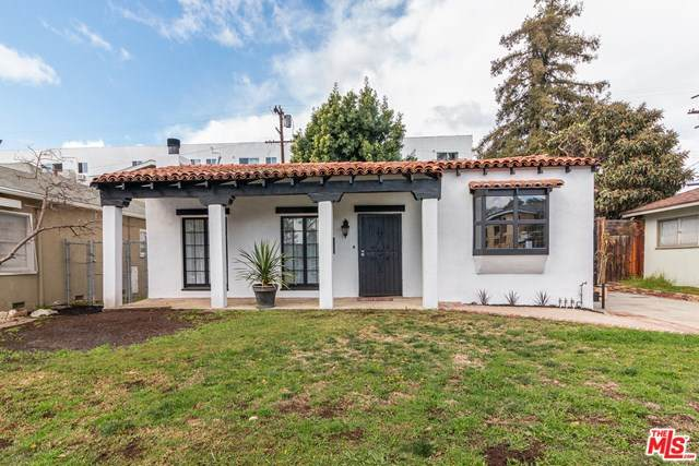 3323 S Beverly Drive, Los Angeles (City), CA 90034 (#20653338) :: Frank Kenny Real Estate Team