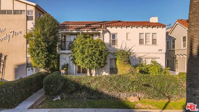 147 N Hamilton Drive, Beverly Hills, CA 90211 (#21686034) :: Frank Kenny Real Estate Team