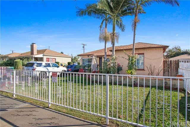 1333 S Rosewood Avenue, Santa Ana, CA 92707 (#PW21016039) :: Frank Kenny Real Estate Team