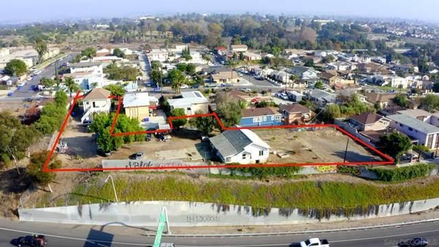 3448 K, San Diego, CA 92102 (#210002250) :: Frank Kenny Real Estate Team
