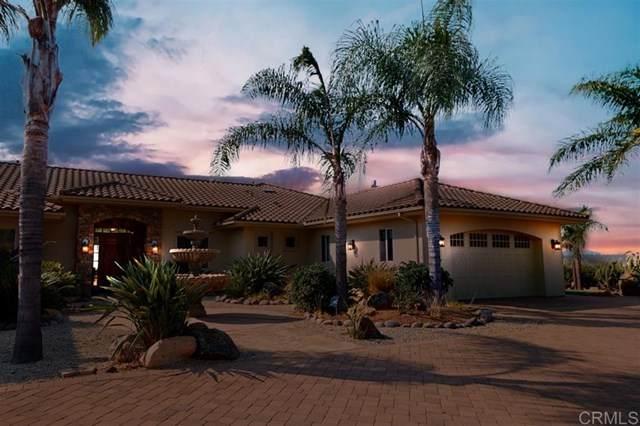 2077 Jack And Jill Lane, Ramona, CA 92065 (#NDP2100927) :: Frank Kenny Real Estate Team