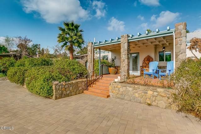 410 W Ojai Avenue, Ojai, CA 93023 (#V1-3608) :: Rogers Realty Group/Berkshire Hathaway HomeServices California Properties