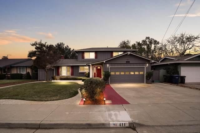 411 El Caminito, Livermore, CA 94550 (#ML81827471) :: The Results Group