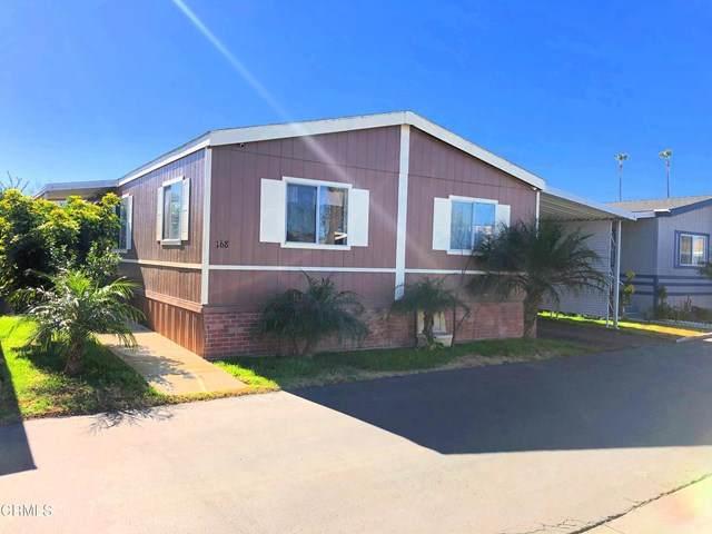 1853 Ives Avenue #168, Oxnard, CA 93033 (#V1-3611) :: The Veléz Team