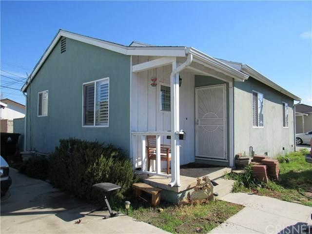 9966 Obeck Avenue, Arleta, CA 91331 (#SR21018149) :: Millman Team