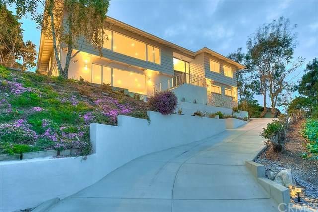 921 Via Del Monte, Palos Verdes Estates, CA 90274 (#CV21018199) :: Millman Team