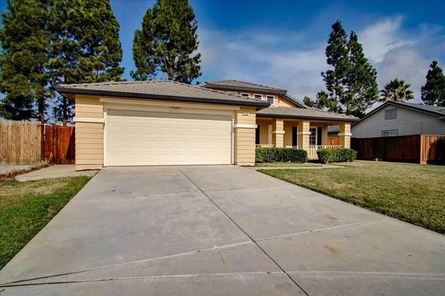 610 Del Monte Drive, Hollister, CA 95023 (#ML81827480) :: Twiss Realty