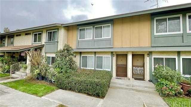 6629 Wilbur Avenue #27, Reseda, CA 91335 (#SR21016854) :: Twiss Realty