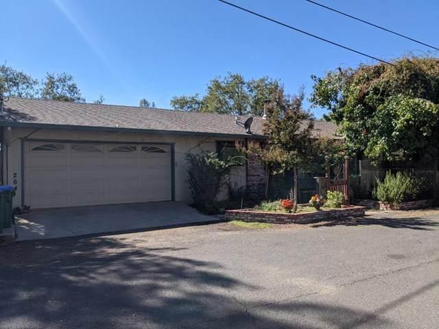 264 Mccormick Drive, Sonora, CA 95370 (#ML81815243) :: Twiss Realty