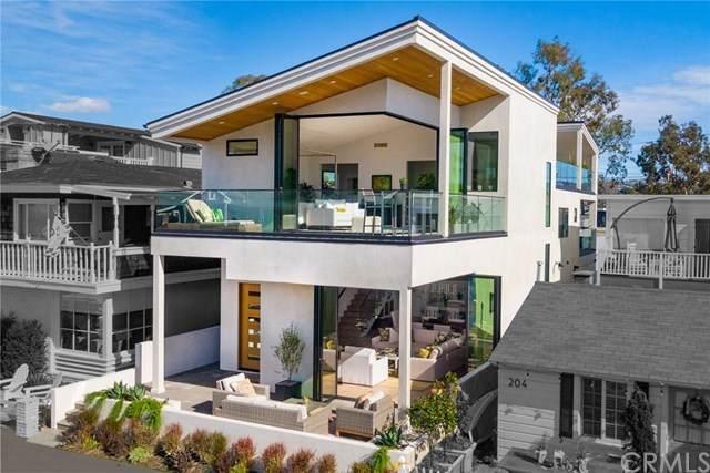 206 Onyx Avenue, Newport Beach, CA 92662 (#NP20193681) :: Brandon Hobbs Group