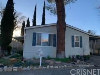 29021 Bouquet Canyon Rd #296 #269, Saugus, CA 91390 (#SR21017896) :: Millman Team