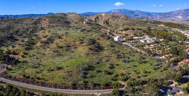 0 Peck And Foothill Road, Santa Paula, CA 93060 (#V1-3616) :: Mainstreet Realtors®