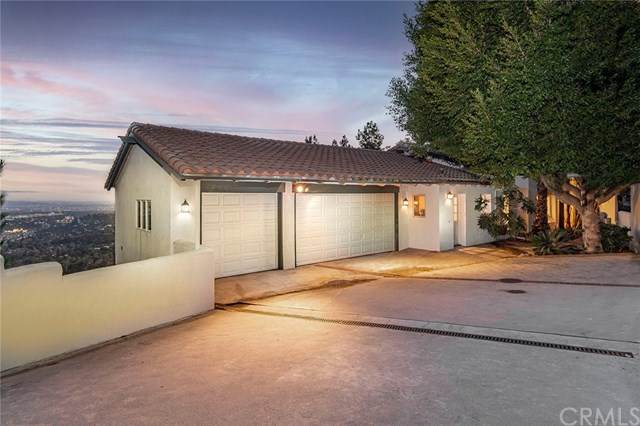 680 Wendover Road, La Canada Flintridge, CA 91011 (#CV21018214) :: The Brad Korb Real Estate Group