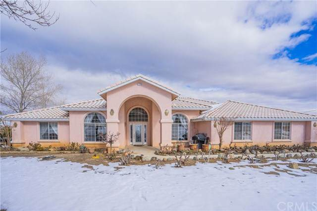 2720 Snow Line Drive, Pinon Hills, CA 92372 (#TR21015977) :: Power Real Estate Group