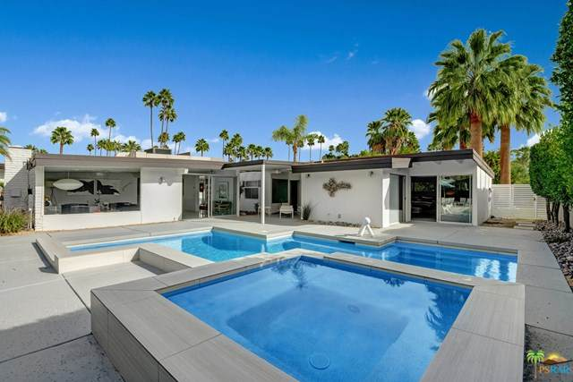 1279 S Driftwood Drive, Palm Springs, CA 92264 (#21685620) :: Millman Team