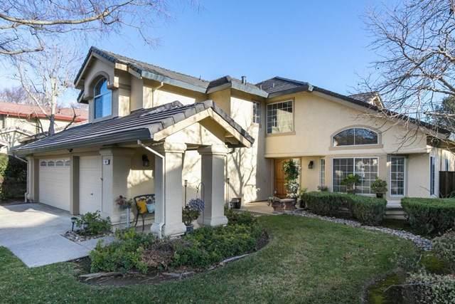 162 Zinfandel Circle, Scotts Valley, CA 95066 (#ML81827629) :: Millman Team