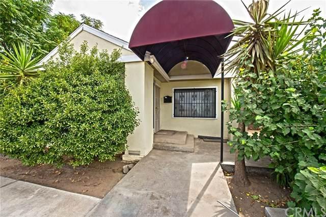 2858 E Olive Avenue, Fresno, CA 93701 (#FR21018745) :: American Real Estate List & Sell