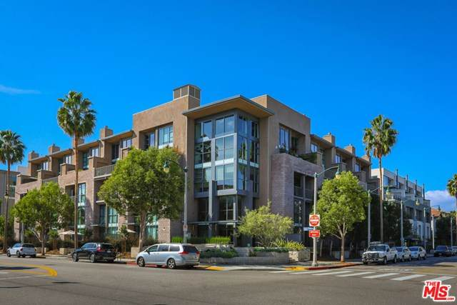 13045 Pacific Promenade #338, Los Angeles (City), CA 90094 (#21685946) :: Team Tami