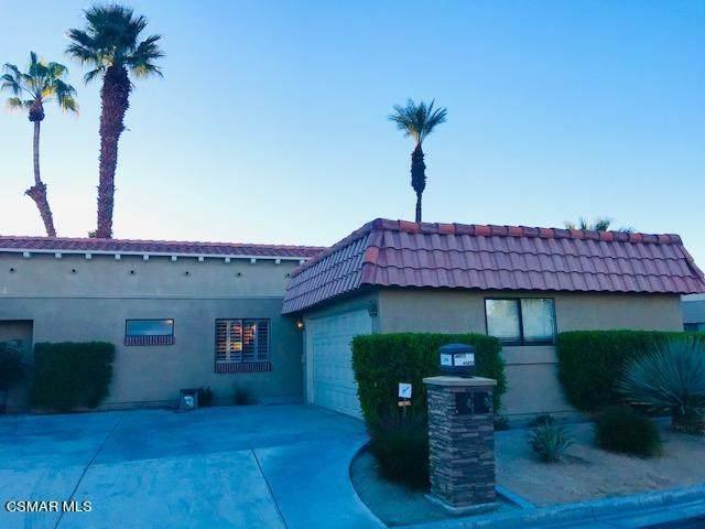 40255 Preston Trail, Palm Desert, CA 92211 (#221000472) :: American Real Estate List & Sell
