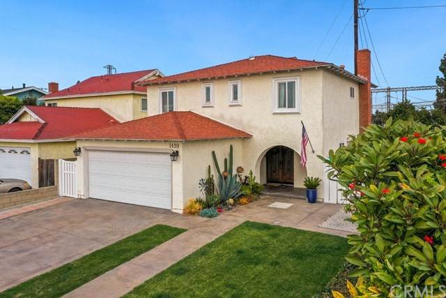 1439 E 214th Street, Carson, CA 90745 (#PF21020144) :: Power Real Estate Group