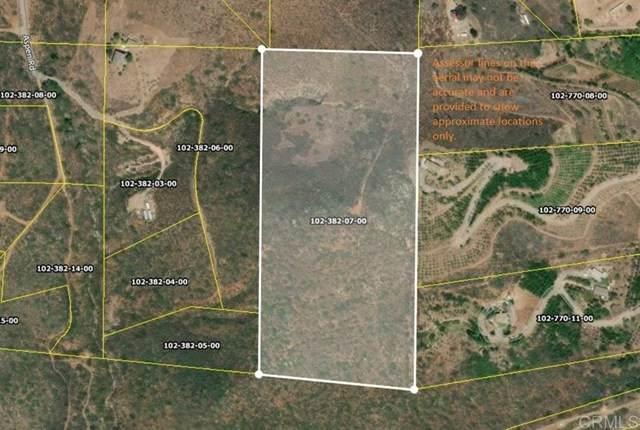 Aspen Rd 24.4 Acres, Fallbrook, CA 92028 (#NDP2101089) :: Jett Real Estate Group