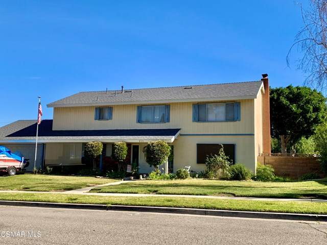 930 El Monte Drive, Simi Valley, CA 93065 (#221000488) :: Power Real Estate Group