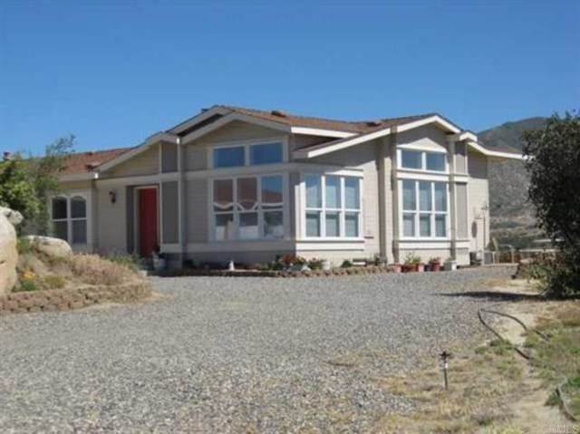 35788 Stevens Way, Ranchita, CA 92066 (#NDP2101112) :: The Costantino Group | Cal American Homes and Realty