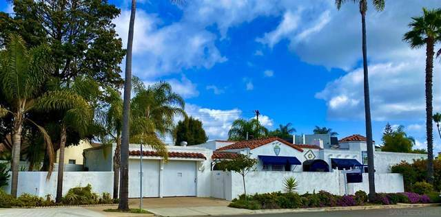369 Palm Ave, Coronado, CA 92118 (#210002707) :: Jett Real Estate Group