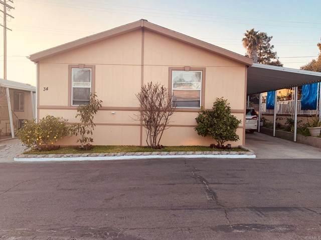809 Olive Ave #34, Vista, CA 92083 (#NDP2101163) :: Mint Real Estate