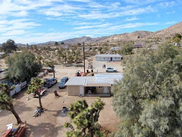 6959 Pawnee Avenue, Yucca Valley, CA 92284 (#219056731PS) :: Millman Team