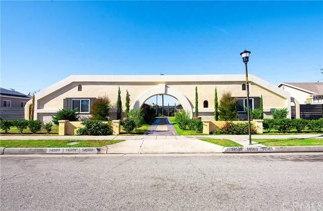 14501 Arlee Avenue, Norwalk, CA 90650 (#DW21022697) :: Rogers Realty Group/Berkshire Hathaway HomeServices California Properties
