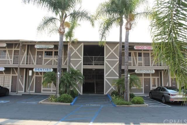 721 W Whittier Boulevard E, La Habra, CA 90631 (#PW21022889) :: American Real Estate List & Sell