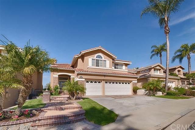 7637 E Hollow Oak Road, Anaheim Hills, CA 92808 (#PW21023102) :: Power Real Estate Group